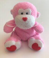item 2 Ty Beanie Baby Junglelove - (Pink Monkey 2006) Valentines- No Hang  Tag -Ty Beanie Baby Junglelove - (Pink Monkey 2006) Valentines- No Hang Tag b77bdc4c1cd5