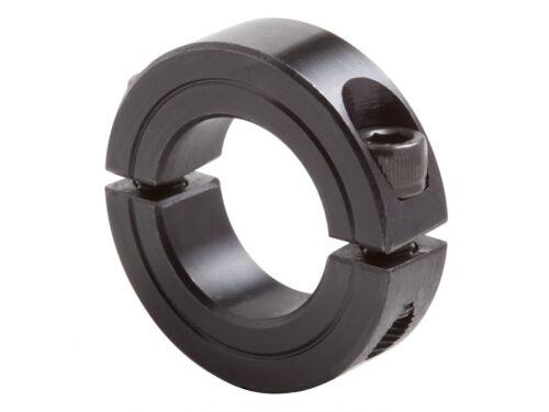 "STL 1/"" ID 2PC Clamp Collar BO G2SC-100-B"