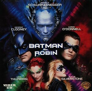 1997 batman and robin