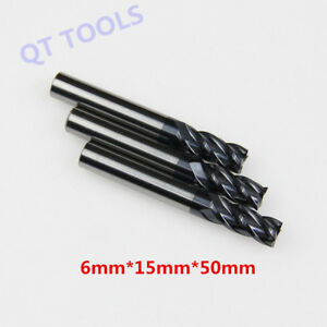 3-Pcs-4-Flute-6mm-x-50mm-End-Mill-Solid-Carbide-Tialn-Coated-Cnc-Bit-Tool