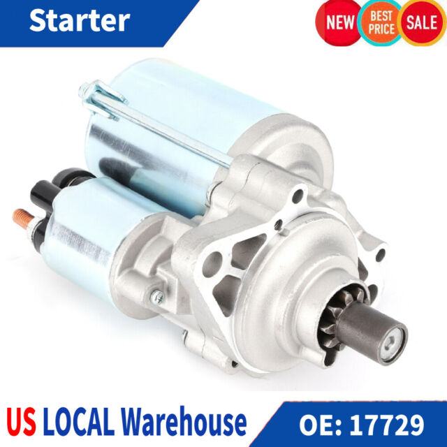 Starter For Honda Accord 2.3L 1998-2002 & Acura CL 1998