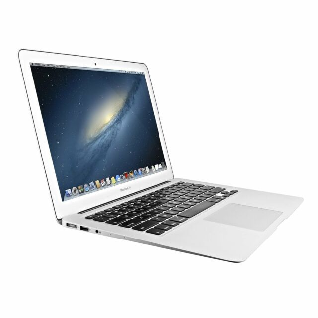 "Apple MacBook Air 13.3"" i5 Processor, 4GB RAM, 128GB SSD, MD760LLA"