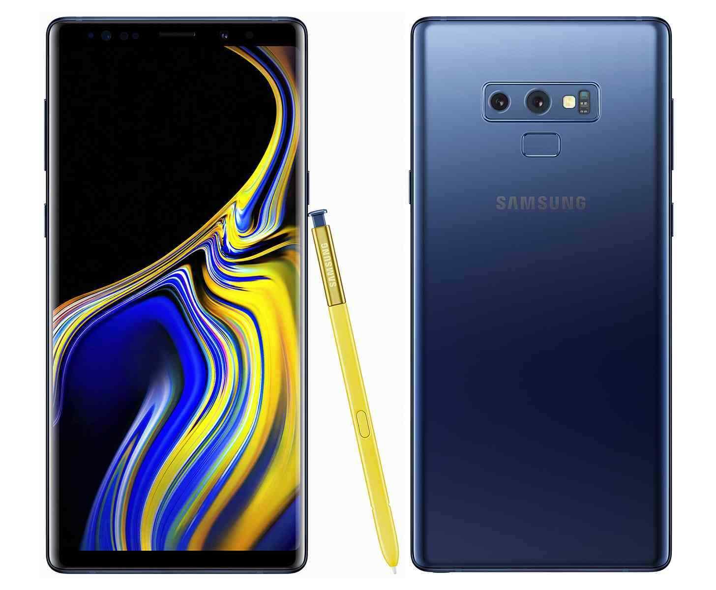 Samsung Galaxy Note 9 SM-N960U 128GB Verizon & GSM Unlocked Smartphone A