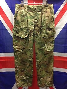 Genuine-British-Army-Surplus-Multicam-MTP-Temperate-Combat-Trousers-PCS-Grade-1