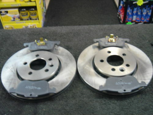 ROVER 75 CONNOISSEUR FRONT BRAKE DISCS /& PADS NEW