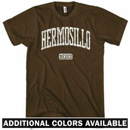 Men Hermosillo Mexico T-shirt Kids XS-4XL Pitic Sonora Yaqui MEX Naranjeros