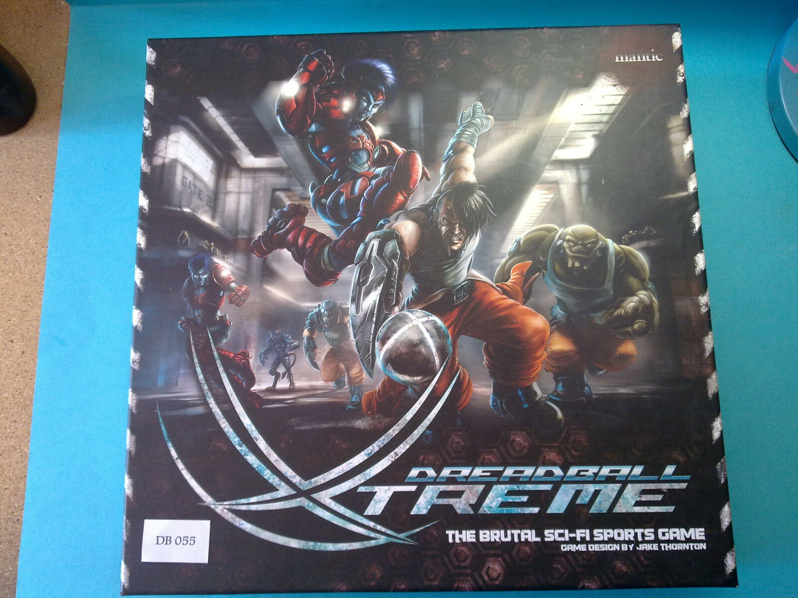 Dreadball Xtreme - Complet game - DB55