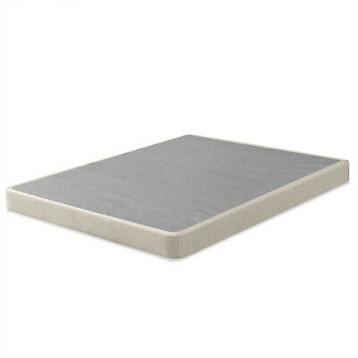 """Low Profile 5/"""" Box Spring FOR Memory Foam or Mattress Foundation QUEEN SIZE"""