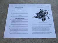 Fairbank Morse Steel Eclipse Wg Windmill Erecting Instructions
