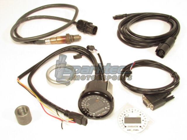 Innovate 3918 MTX-L PLUS Air-Fuel A//F Ratio Gauge Kit 8/' Cable Bosch LSU4.9 O2