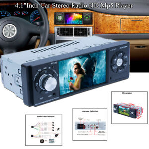 4-1-034-1Din-LCD-Universal-Car-Stereo-Radio-HD-MP5-Player-Bluetooth-FM-Video-USB-AUX