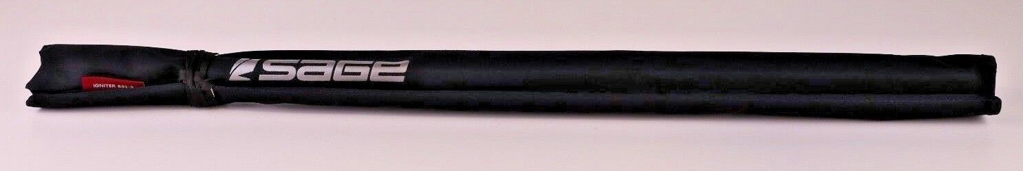 Sage Sage Sage Igniter Fly Rod 9 FT 6 WT with Fighting Butt FREE FAST SHIPPING 691-4 73113a
