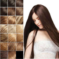 "Hot 15""18""20""22""24""26''  Clip In Full Head 100% Real Remy Human Hair Extensions"