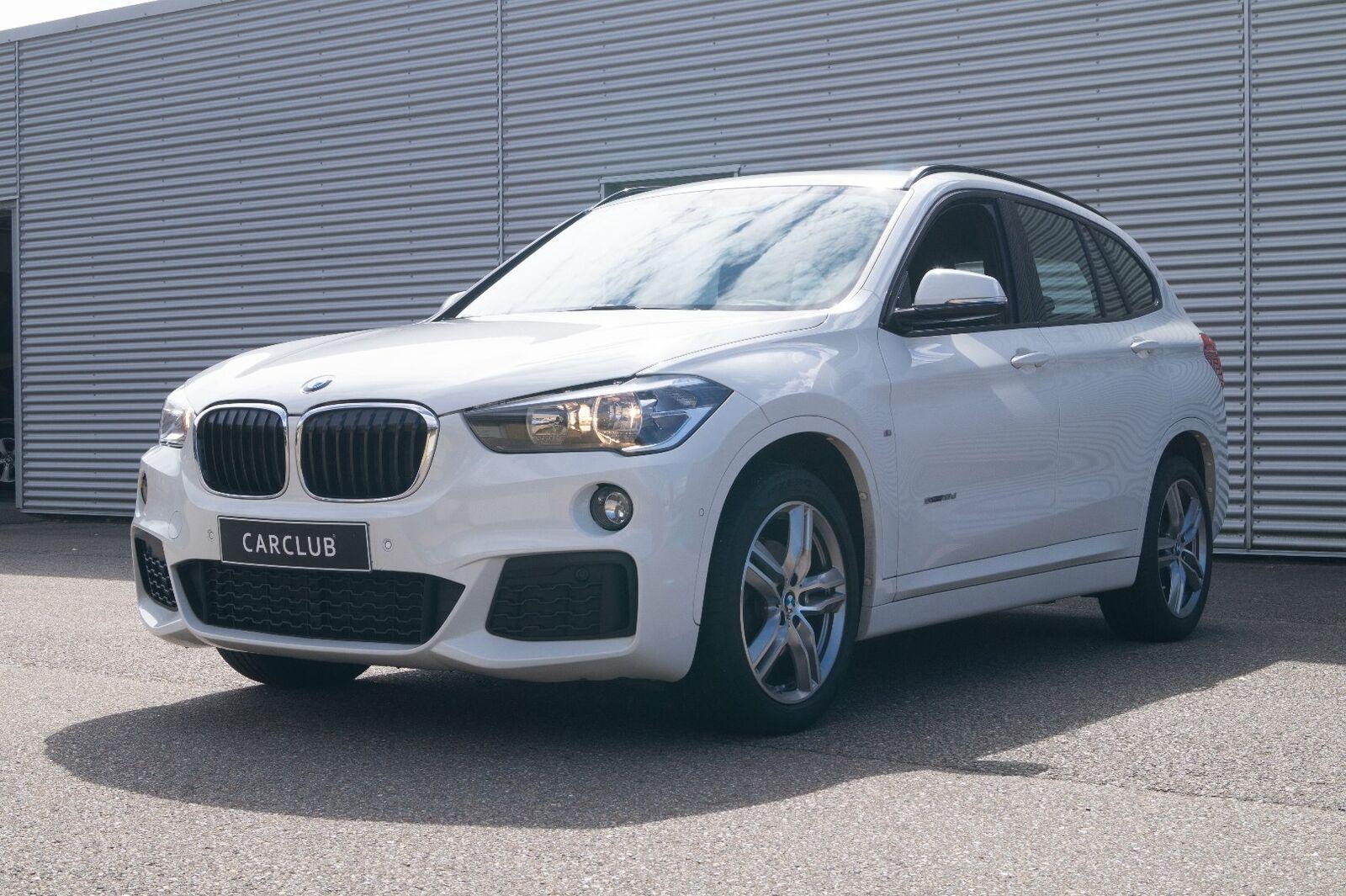 BMW X1 2,0 sDrive18d aut. 5d - 319.900 kr.