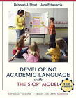 Developing Academic Language with the SIOP Model by Deborah J. Short (Paperback, 2014)