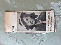 M3-7a ephemera 1941 dagenham film picture barbara stanwyck golden boy