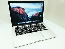 DEALS FOR DAD! Macbook Pro A1502 Retina 13in 2.4ghz i5 8gb 256gb SSD