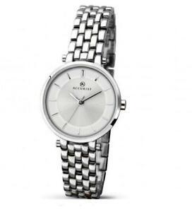 Accurist-Stainless-Steel-Bracelet-Ladies-Watch-8006
