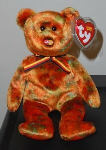 Ty Beanie Baby - MC IV (4) MASTERCARD the Bear (Credit Card ... 9a45540c3741