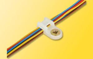 Viessmann-6846-Cravate-Cable-avec-Vis-100-Pieces-Neuf-Emballage-D-039-Origine
