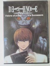 """Death Note ReLight Visions of a God + L's Successors"""" DVD  ** Both Movies **"""