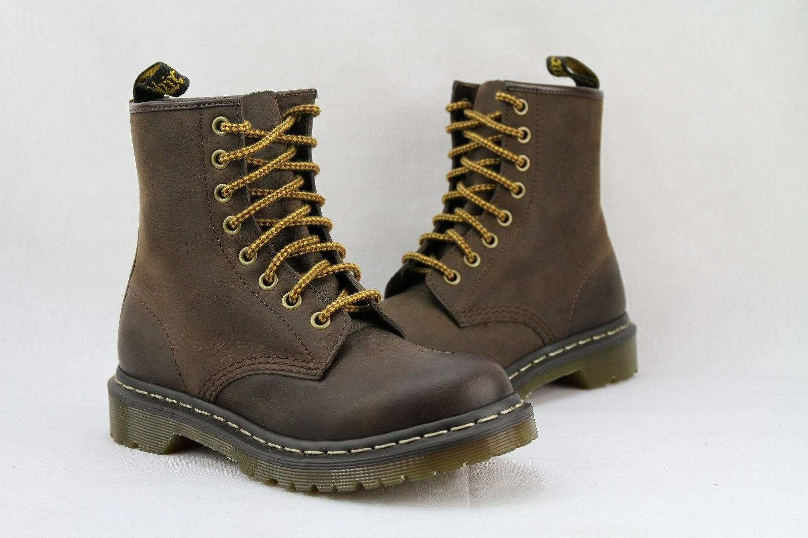 Dr. Martens Women's 1460 Work Boots Burnished Wyoming R16164201 Sizes: 5 5 Sizes: - 10 9623aa