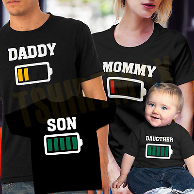 Beast in Training Dad Child Matching Cute Shirt S-3X Daddy and me  Gym Son