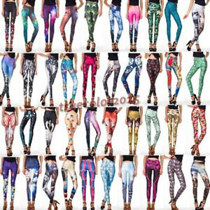 32-COLOURS-3D-PRINT-LADIES-SUMMER-PLUS-SIZE-UK-10-24-PARTY-SPORT-LEGGINGS-BEACH