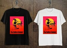 The Endless Summer 60s Movie Men/'s Black T-Shirt Size S to 3XL