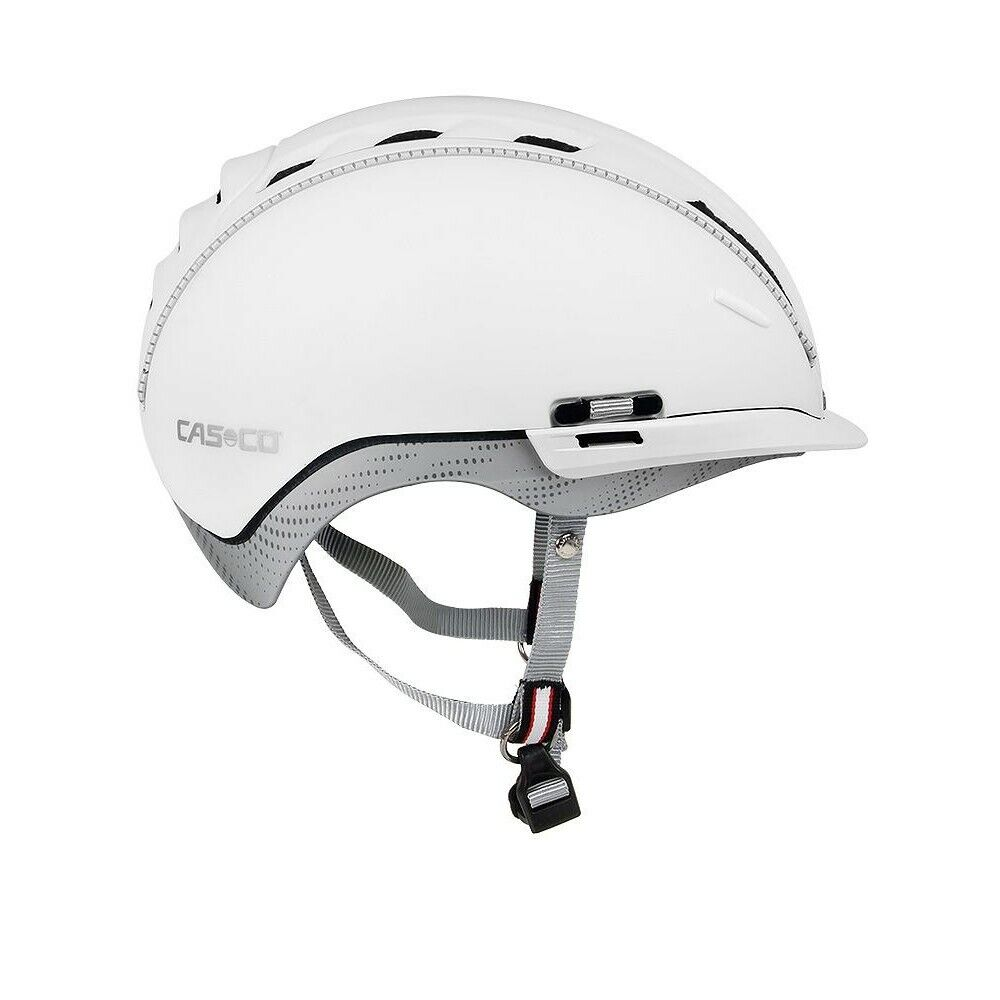 Casco - Roadster  ohne Visier - Farbe  white silver - Größe  S (55 - 54 cm)  with 100% quality and %100 service