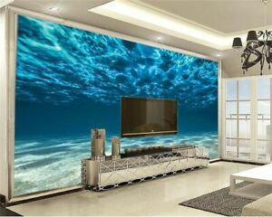 3d Wallpaper Home Blue Wall Decoration Mural For Living Room Bedroom Background Ebay,Character Design Excited Poses Reference