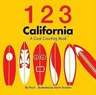 123 California by Puck (Board book, 2008)