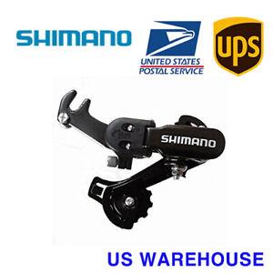 Shimano RD-TZ31 Rear Derailleur Direct Mount 6//7-Speed Freewheel Replacement New