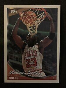 MICHAEL-JORDAN-1993-94-Topps-23-PSA-Chicago-Bulls-Mint
