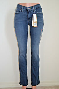 300acb50 Levi's 315 Shaping Boot Cut Jeans Tiffany Indigo NWT Style 196320033 ...