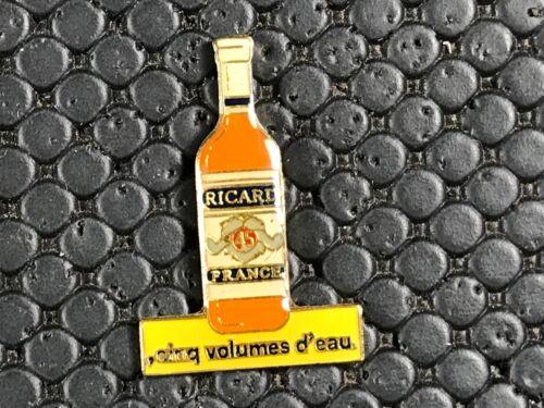PINS PIN BADGE ALCOOL RICARD FRANCE CINQ VOLUME D/'EAU