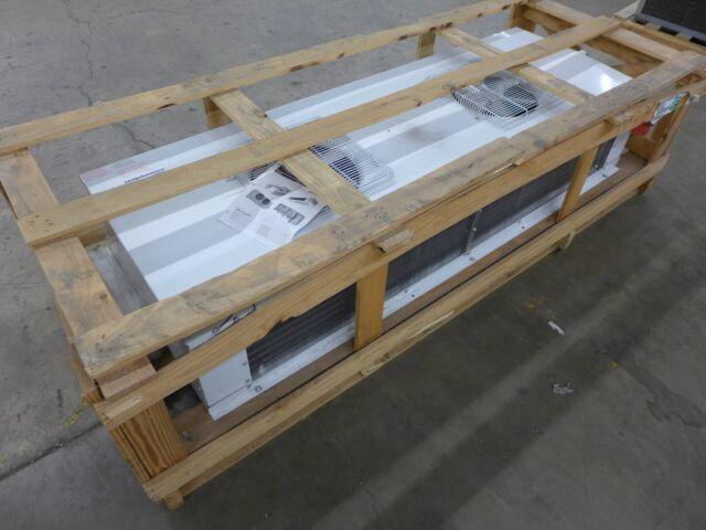 NEW Bohn WKE155BEC 2-Fan 15500 BTU Electric Defrost Walk In Cooler Coil Meat