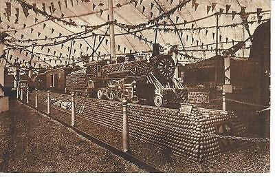 San Bernardino, Ca 1912 National Orange Show Santa Fe's Shop Employees