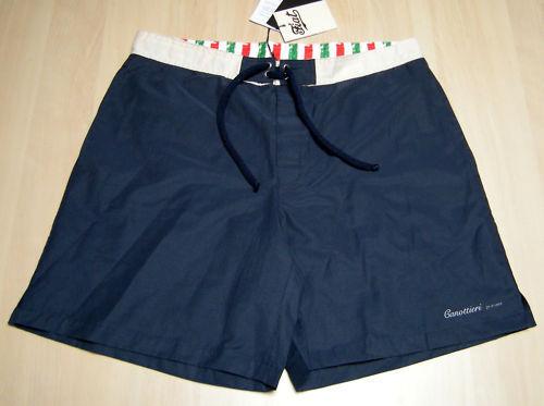Fiat Costume bagno Swimwear Boxer mare blue Canottieri