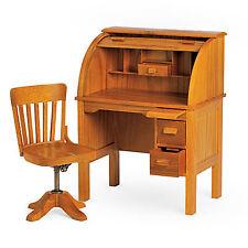 """American Girl KIT'S SCHOOL DESK & CHAIR for 18"""" Dolls Furniture Kit NEW"""
