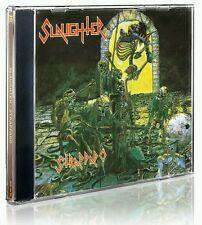 SLAUGHTER Strappado CD..original 1986 LP mix plus extra rare...LTD copies new!!!
