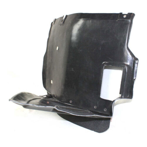 01-06 3-Series Front Splash Shield Inner Fender Liner Panel Right Side BM1251109