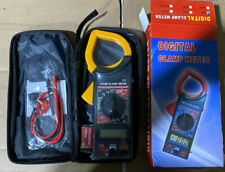 Dt266 Multimeter Digital Clamp Meter Handheld Ammeter Voltmeter Electronic