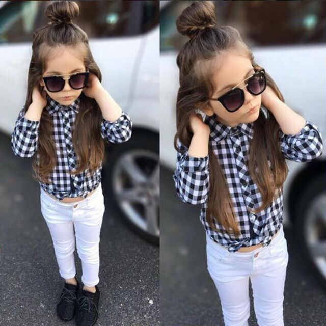 "Vaenait Baby Top+Pants Toddler Boys Clothes Long Pajama Set 12M-7T /""50Style/"""