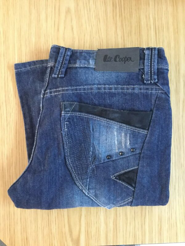 Ladies LEE COOPER Jeans As NEW!Size34