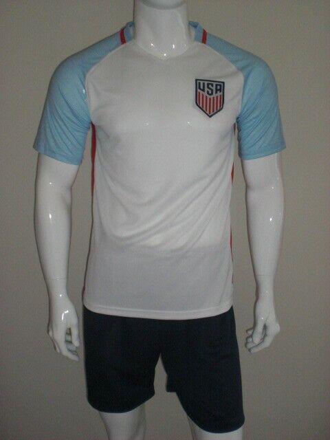 20 USA Soccer Uniform  12 each 2 SMALL, 18 MEDIUM player kits