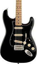 Fender Special Edition Standard Stratocaster Electric Guitar Black