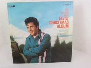 RCA Camden Elvis Presley Christmas Album CAL-2428, By Request Mama Liked Roses   eBay
