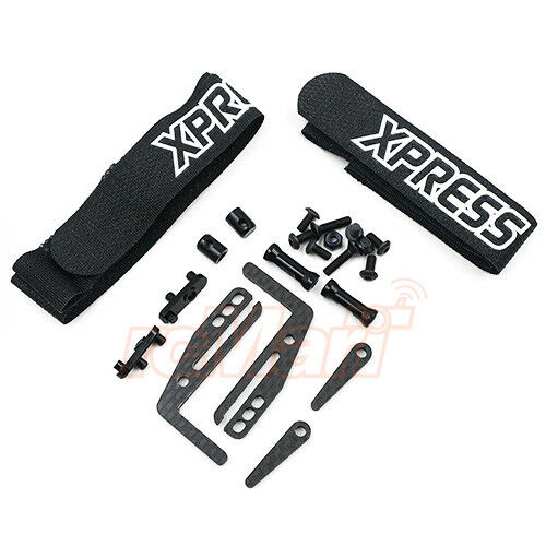 Xpress Execute XQ1 XQ1S XM1S Anti Tweak Battery Holder 1:10 RC Cars #XP-10287