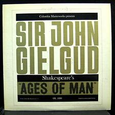 Sir John Gielgud Shakespeare's Ages of Man